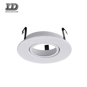 4 Inch Recessed LED Baffle Trim For Recessed Housing Lighting And Can