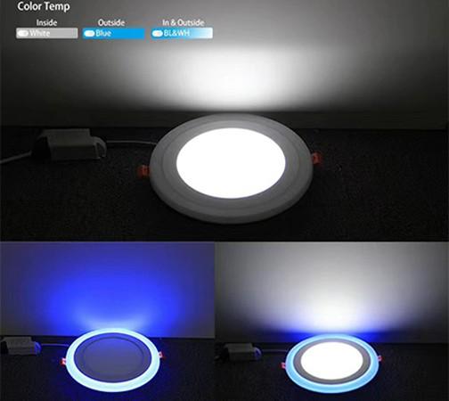 LED-valot ja silmävauriot