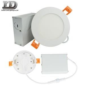 Tuya Smart surfact backlit LED panel light WiFi connection and Bluetooth connection led panel light ceiling