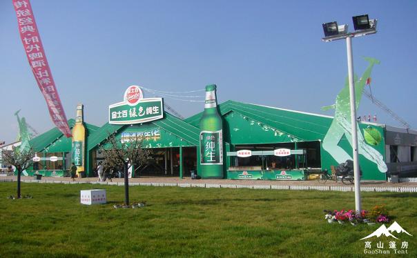 China custom size tent Brands
