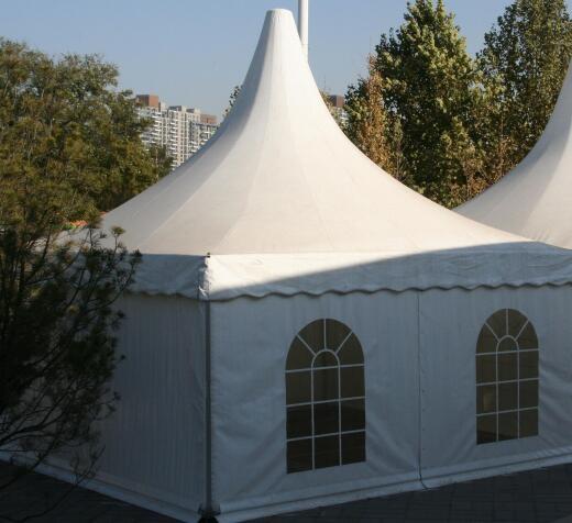 Warehouse Pagoda Tent