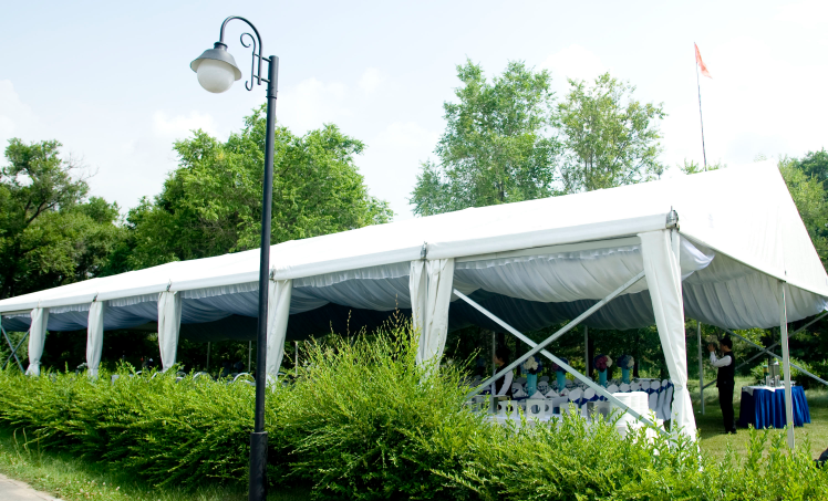 Cheap marquee wedding party tent