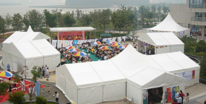 Buy Marquee And Pagoda Mixed Tent