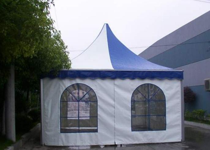 Supply custom pagoda tent