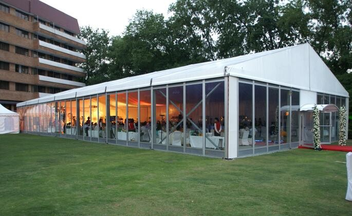 Marquee Tent For Banquet Party