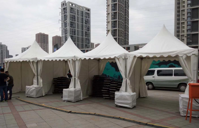 Cheap Used Pagoda Tent Factory