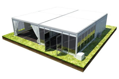 Sales Cube Double Decker Tent, Buy cube marquee tent, two story cube tent Price