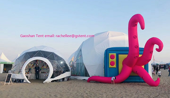 Resort Dome Tent