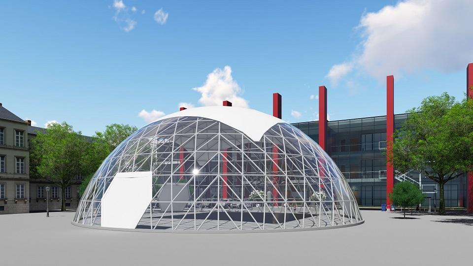 Resort Dome Tent
