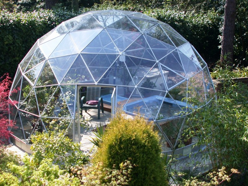 Clear Dome Tent Marquee