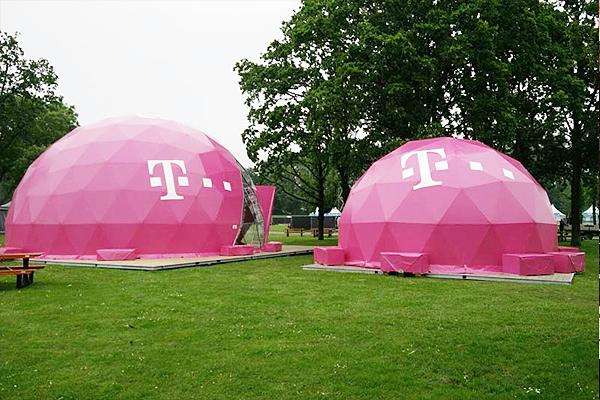 Party Dome Marquee Tent