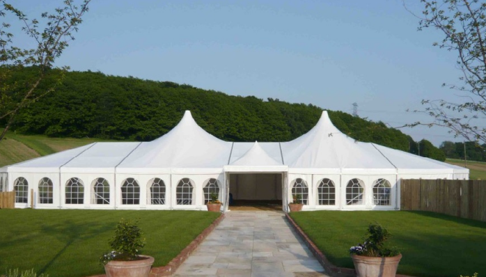 Cheap Curve And Pagoda Mixed Tent Price, marquee mixed tent Company