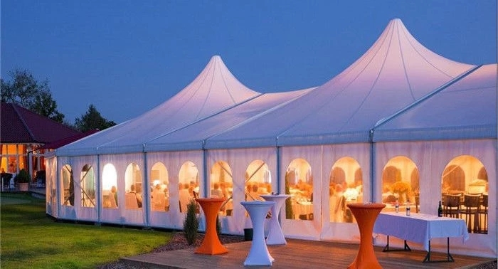 marquee mixed tent Company