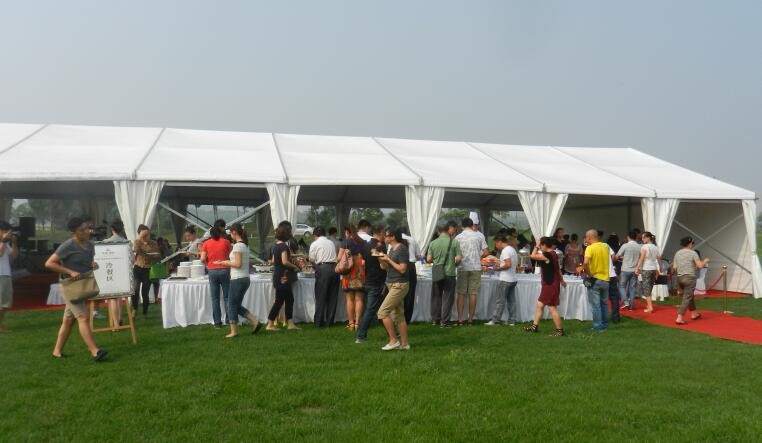 High Peak Restaurant Marquee Tent