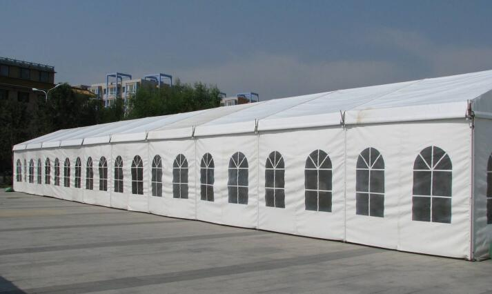 Church type Maruqee tent