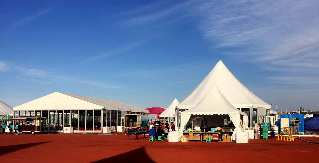 Event Pagoda Tent