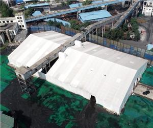 Coal Mine Warehouse Marquee Tent
