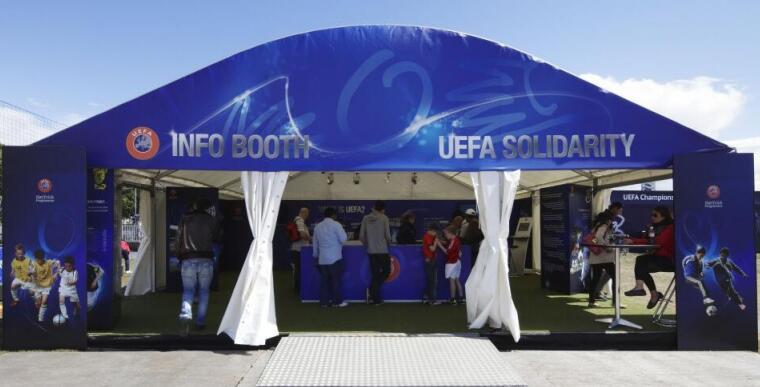 Arcum Arena Tent