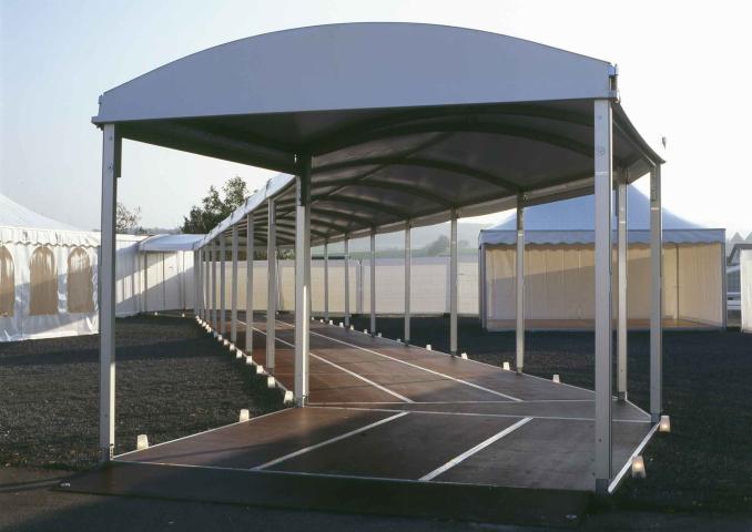 Restaurant Marquee Tent