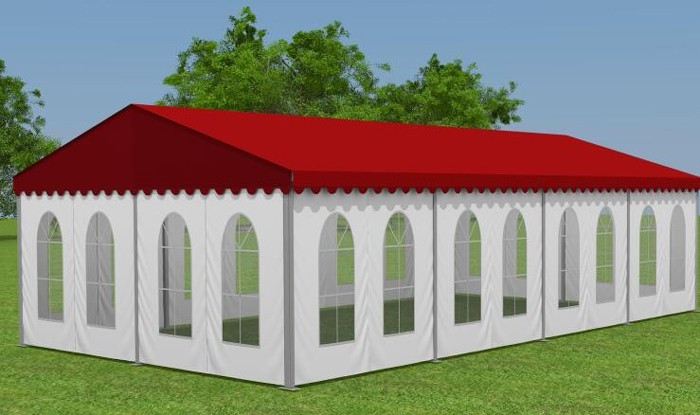 Marquee Tent For Church