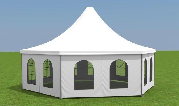 Hexagon Tent Manufacturers, Hexagon Tent Factory, Supply Hexagon Tent