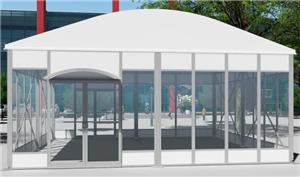 Modular Dome Dach Cube-Zelt