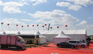 Marquee And Pagoda Mixed Tent