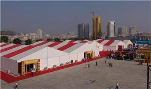 Customized Color Tent