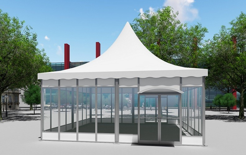 Exhibition Pagoda Tent Manufacturers, Exhibition Pagoda Tent Factory, Supply Exhibition Pagoda Tent