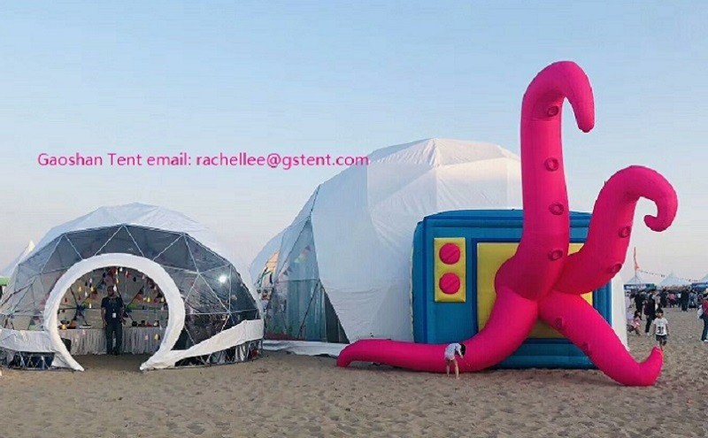 Half Sphere Tent For Party Manufacturers, Half Sphere Tent For Party Factory, Supply Half Sphere Tent For Party