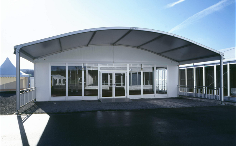 Curve Tent For Temporary Warehouse Manufacturers, Curve Tent For Temporary Warehouse Factory, Supply Curve Tent For Temporary Warehouse