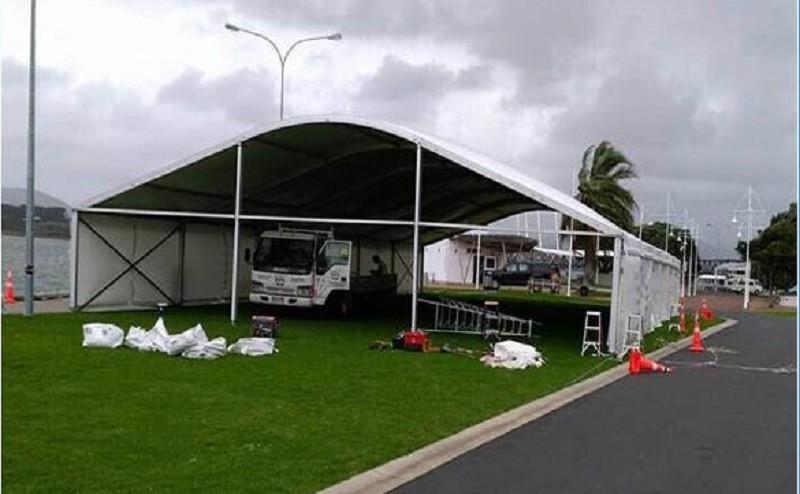 Large Durable Storage Curve Tent Manufacturers, Large Durable Storage Curve Tent Factory, Supply Large Durable Storage Curve Tent