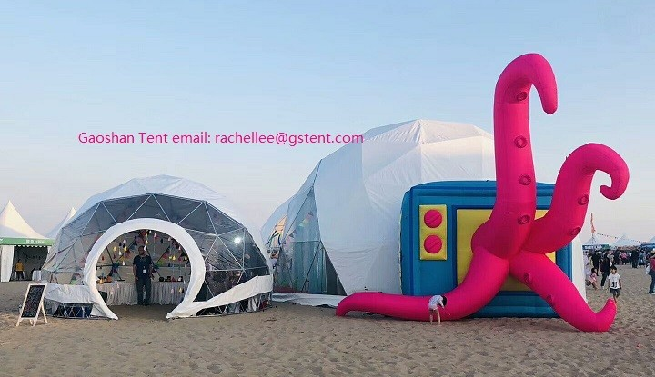 Party Dome Tent Manufacturers, Party Dome Tent Factory, Supply Party Dome Tent