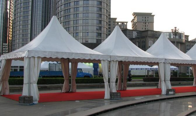 Pagoda Tent For Exhibition