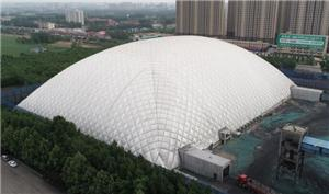 Industrial Plants Air Dome