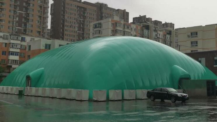 What is Air Dome?Series of articles—— Five