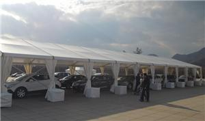 Car show exhibition Marquee tent
