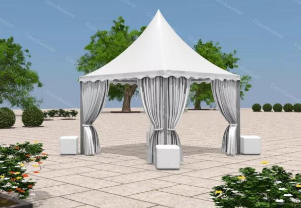 Lowest price pagoda tent