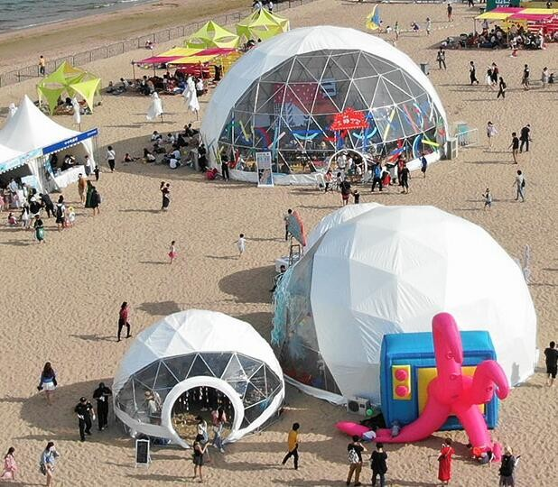 Hotel Transparency Dome Tent Manufacturers, Hotel Transparency Dome Tent Factory, Supply Hotel Transparency Dome Tent
