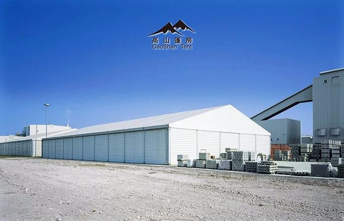 Fast and mobile warehouse, making storage operations more convenience