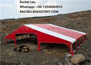 Tent for protect environment