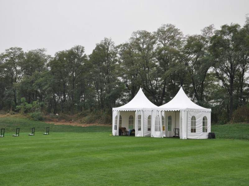 Wedding Party Pagoda Tent