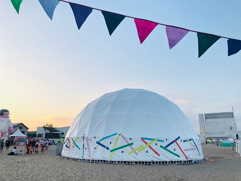 Half Sphere Tent For Party