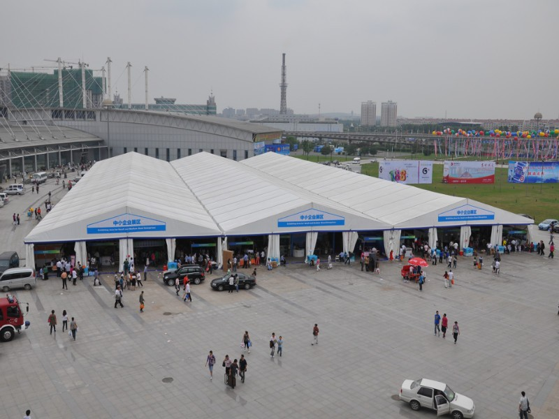 Marquee Tent For Tradeshow Exhibition