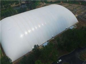 Clear White Inflatable Air Dome