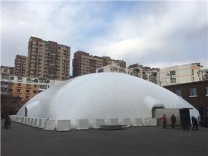 Multi Purpose Sports Grounds Inflatable Air Dome