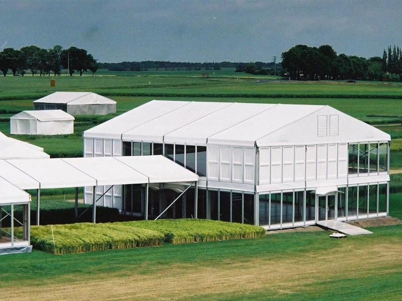 Cube Double Decker Tent