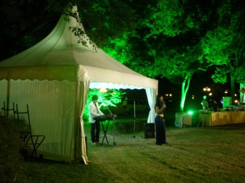 Wedding Pagoda Tent