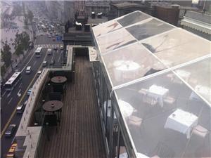 पीवीसी छत कवर साफ़ करें