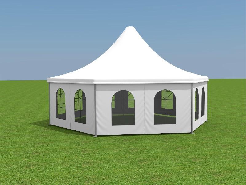 خيمة سداسية